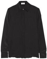 Camisa de vestir negra de Frame Denim