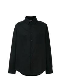Camisa de vestir negra de House Of The Very Islands