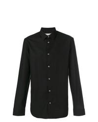 Camisa de vestir negra de Maison Margiela