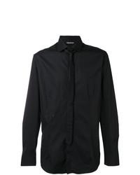 Camisa de vestir negra de Neil Barrett