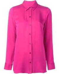 Camisa de vestir rosa de MICHAEL Michael Kors