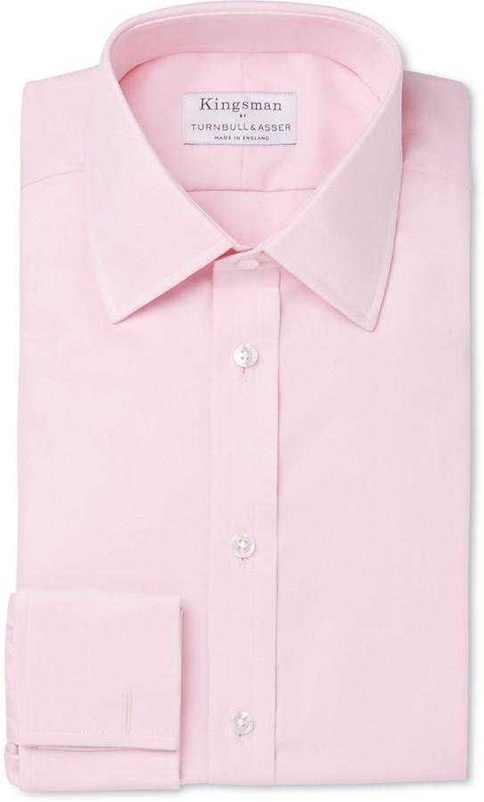 amp  Asser Camisa Rosada Turnbull de de Vestir OcXF1wqx4B d4a513f4a57