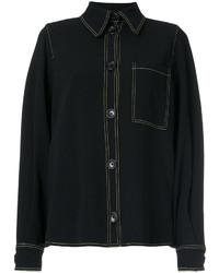 Camisa negra de Joseph