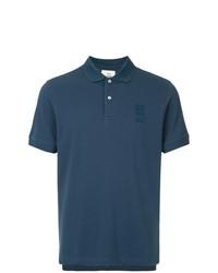 Camisa polo azul marino de Kent & Curwen