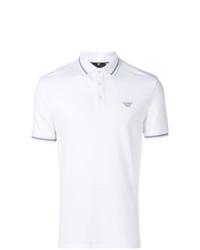 Camisa polo blanca de Emporio Armani