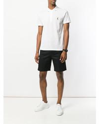 Camisa polo blanca de Etro
