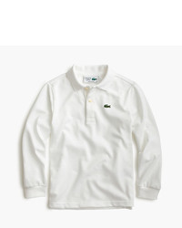 Camisa polo blanca de J.Crew