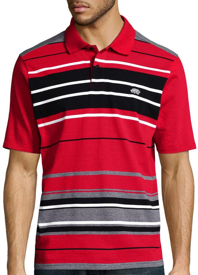 Camisa Polo de Rayas Horizontales Roja de Ecko Unlimited  dónde ... dc623ae9d66