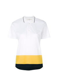 Camisa polo en multicolor de Golden Goose Deluxe Brand