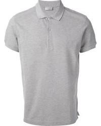 Camisa polo gris