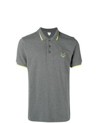 Camisa polo gris de Kenzo