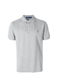 Camisa polo gris de Polo Ralph Lauren