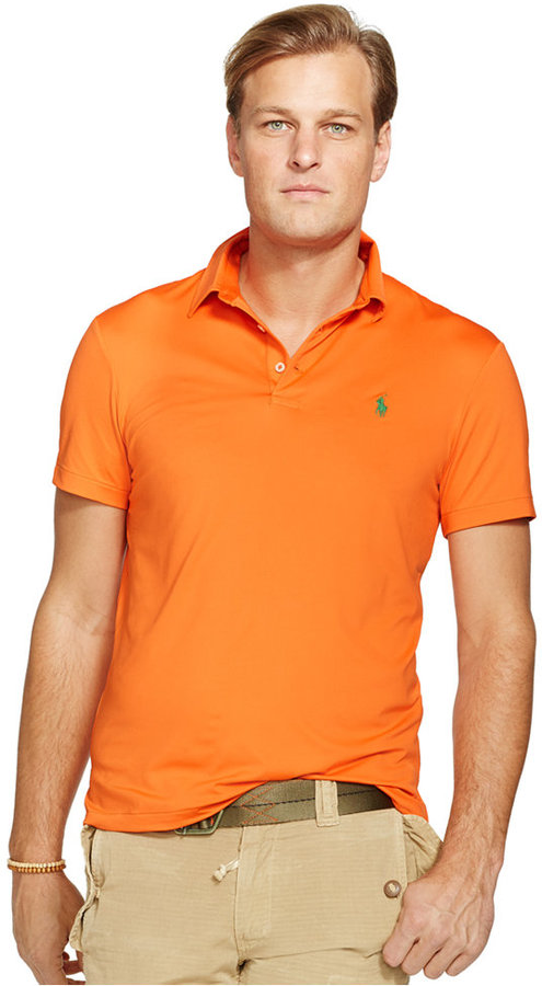 Moncler Camisas naranja