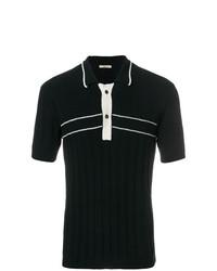 Camisa polo negra de Nuur