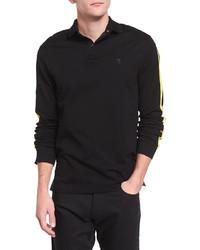 Camisa polo negra de Ralph Lauren