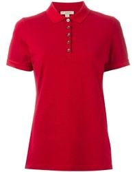 Camisa Polo Roja