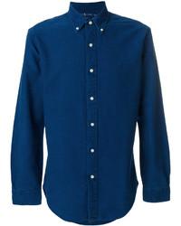 Camisa Vaquera Azul Marino de Polo Ralph Lauren