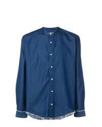 Camisa vaquera azul de Al Duca D'Aosta 1902