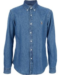 Camisa Vaquera Azul de Polo Ralph Lauren