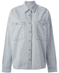 Camisa vaquera gris de Faith Connexion