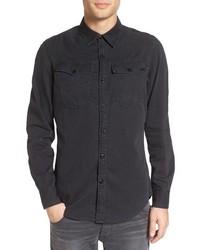 Camisa Vaquera Negra de G Star