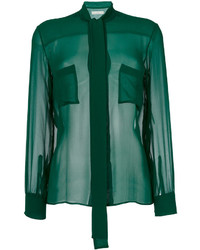 Camisa verde de Golden Goose Deluxe Brand