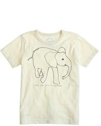 Camiseta blanca de J.Crew