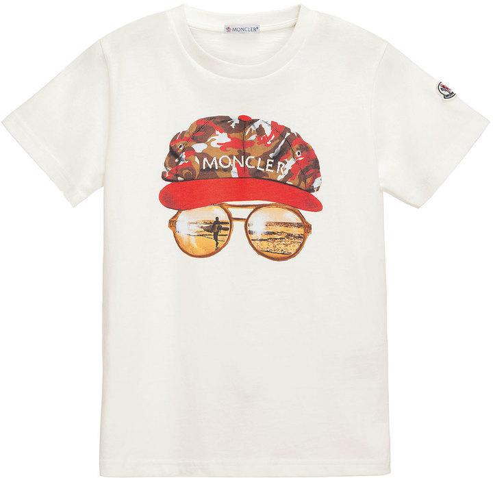Moncler Camisas blancas