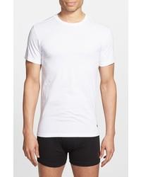 Camiseta con cuello circular blanca de Polo Ralph Lauren