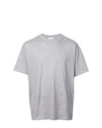 Camiseta con cuello circular gris de Cmmn Swdn