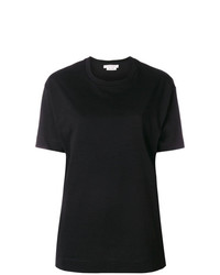Camiseta con cuello circular negra de Alyx