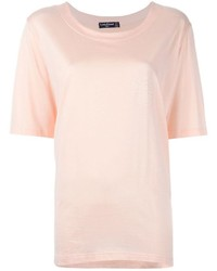 Camiseta con cuello circular medium 729239