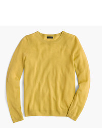 Camiseta de manga larga dorada