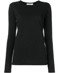 Camiseta de manga larga negra de Rag & Bone