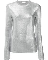 b504830f451e Comprar una camiseta de manga larga plateada: elegir camisetas de ...