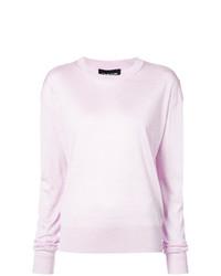 Camiseta de manga larga rosada de Calvin Klein 205W39nyc