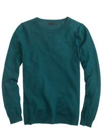Camiseta de Manga Larga Verde Azulado de J.Crew