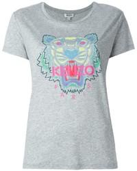 Camiseta Gris de Kenzo