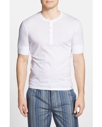Camiseta henley blanca de Paul Smith