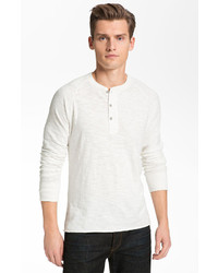 Camiseta henley blanca de Rag and Bone