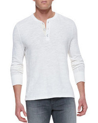 Camiseta henley blanca de rag & bone