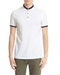 Camiseta henley blanca de The Kooples
