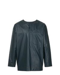 Camiseta henley de manga larga azul marino de Phoebe English