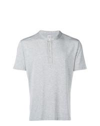 Camiseta henley gris de Eleventy