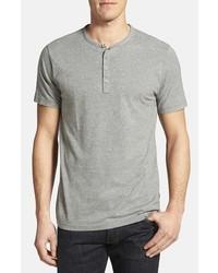 Camiseta henley gris de Patagonia