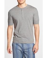 Camiseta henley gris de Paul Smith