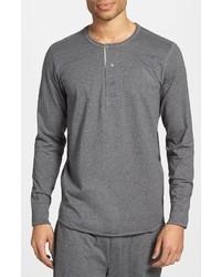 Camiseta henley gris de Polo Ralph Lauren