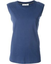 Camiseta sin Manga Azul de EACH X OTHER