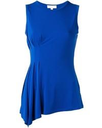 Camiseta sin manga azul de MICHAEL Michael Kors