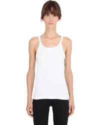 Camiseta sin Manga Blanca de Nike